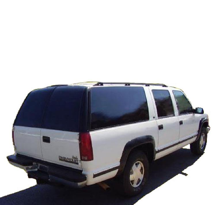 1992-1999_Chevrolet_Suburban_Fender_Flares_Smooth