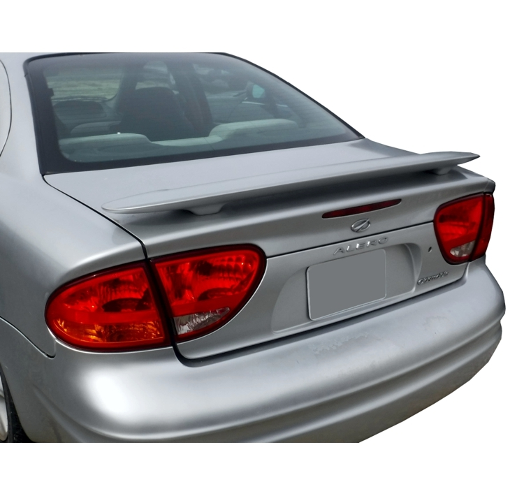 1999-2004_Oldsmobile_Alero_Factory_Style_2_Post_Rear_Deck_Spoiler