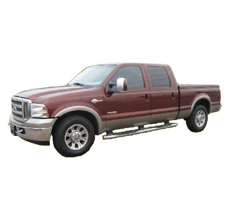 1999-2007_Ford_F-350_Fender_Flares_Smooth