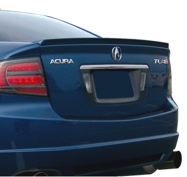 2004-2008 Acura TL Factory Style Flush Mount Rear Deck Spoiler