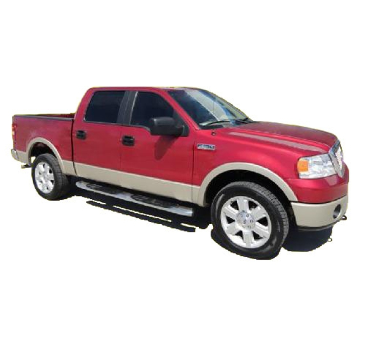 2004-2008_Ford_F-150_Fender_Flares_Smooth