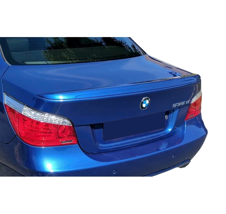 2004-2010_BMW_5_Series_E60_4_Door_Factory_Style_Flush_Mount_Rear_Deck_Spoiler