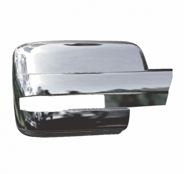 2009-2010_Ford_F-150_Chrome_ABS_Mirror_Covers_With_Signal_Light