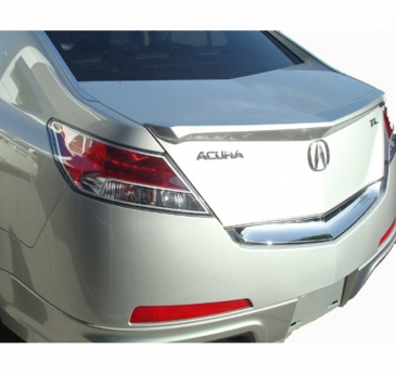 2009-2014_Acura_TL_Factory_Style_Flush_Mount_Rear_Deck_Spoiler