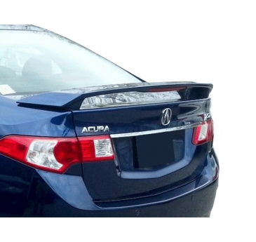 2009-2014_Acura_TSX_Factory_Style_2_Post_Rear_Deck_Spoiler