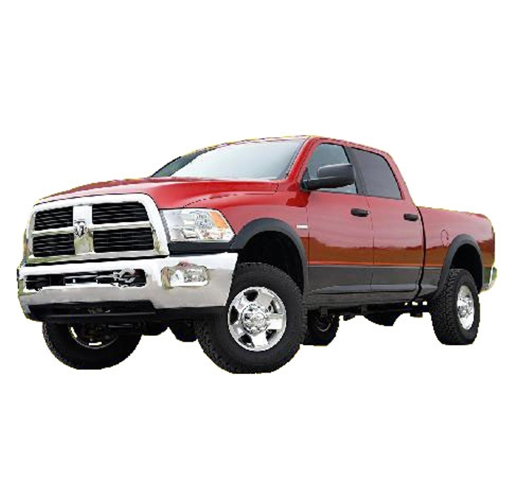 2010-2018_Dodge_Ram_2500_Fender_Flares_Smooth