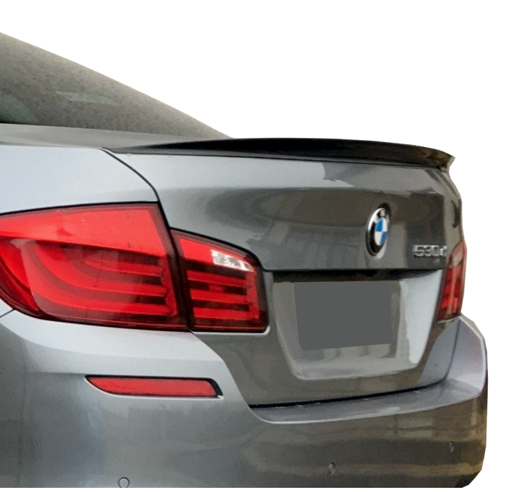 2011-2016_BMW_5_Series_4_Door_Factory_Style_Flush_Mount_Rear_Deck_Spoiler
