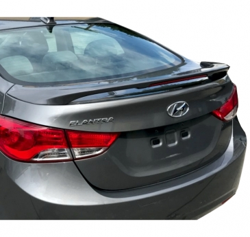 2011-2016_Hyundai_Elantra_Factory_Style_2_Post_Rear_Deck_Spoiler
