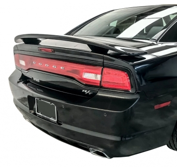 2011-2017_Dodge_Charger_Factory_Style_2_Post_Rear_Deck_Spoiler