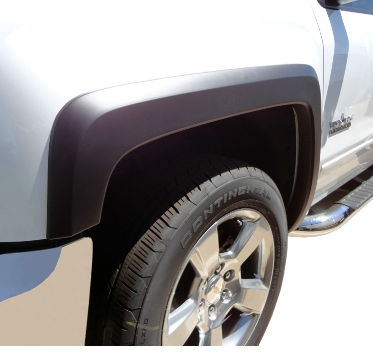 2015-2017_Chevrolet_Silverado_3500_Fender_Flares_Smooth